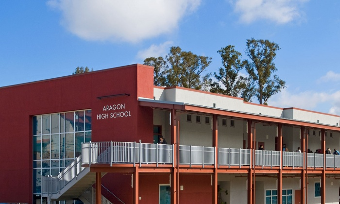 QKA Aragon High School Overall Exterior