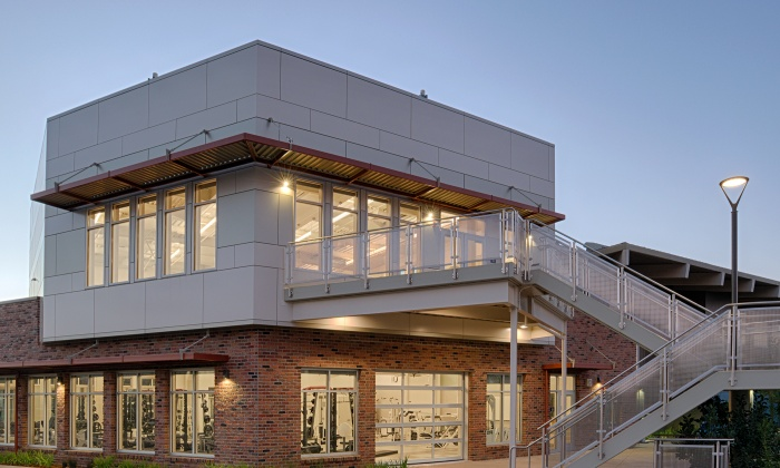 Field House Exterior