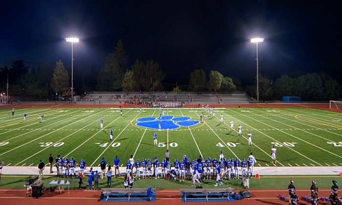 Analy High School Stadium & Track
