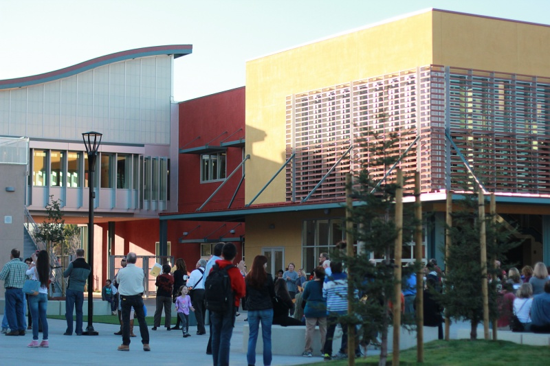 The New Student Union